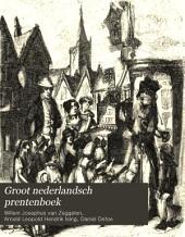 Groot nederlandsch prentenboek: Met zeven honderd houtgravuren. Allerlei voor kinderen ... Met bijschrift