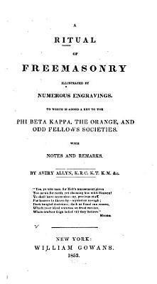 A Ritual of Freemasonry PDF