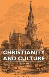Christianity and Culture