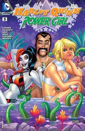 Harley Quinn and Power Girl (2015-) #5