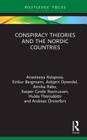 Conspiracy Theories and the Nordic Countries