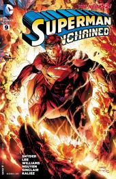 Superman Unchained (2013-) #9