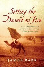 Setting the Desert on Fire