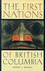 The First Nations Of British Columbia Book PDF