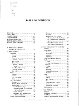 American Popular Culture PDF