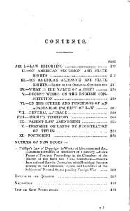 The law magazine and law review  or  Quarterly journal of jurisprudence PDF