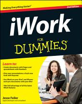 iWork For Dummies: Edition 2