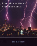 Risk Management and Insurance PDF