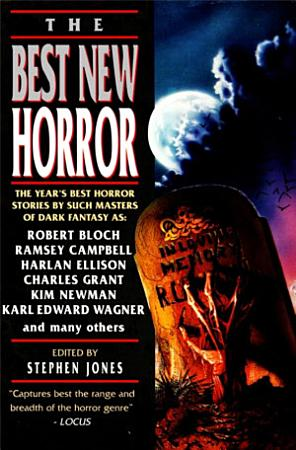 The Best New Horror 6 PDF