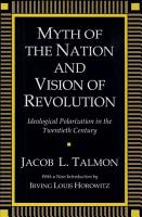 Myth of the Nation and Vision of Revolution PDF