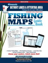 Minnesota - Detroit Lakes & Otter Tail Area Fishing Map Guide