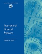 International Financial Statistics, December 2007