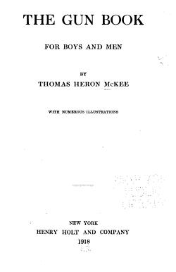 The Gun Book for Boys and Men PDF