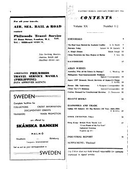 Eastern World PDF