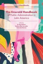 The Emerald Handbook of Public Administration in Latin America