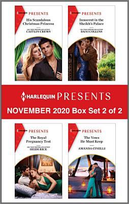 Harlequin Presents   November 2020   Box Set 2 of 2