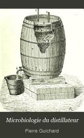 Microbiologie du distillateur: ferments et fermentation ...