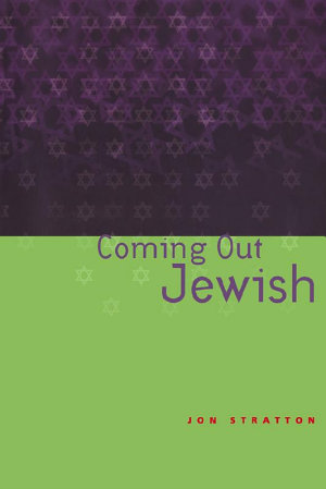 Coming Out Jewish PDF