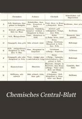 Chemisches Central-Blatt: Band 50