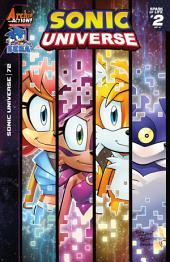 Sonic Universe #72