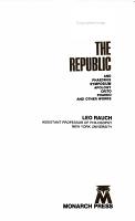 Plato s The Republic PDF