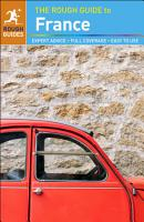 The Rough Guide to France  Travel Guide eBook  PDF