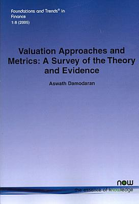 Valuation Approaches and Metrics