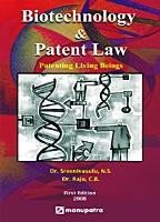 Biotechnology and Patent Law PDF