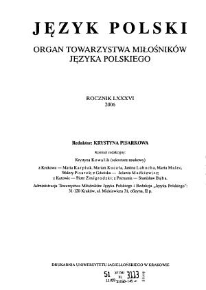 J  zyk polski PDF