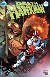 Death of Hawkman (2016-) #2