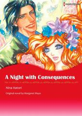 A NIGHT WITH CONSEQUENCES: Harlequin Comics