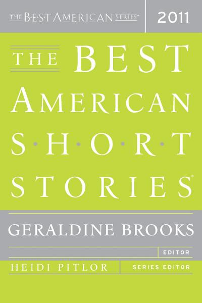 Download The Best American Short Stories 2011 Book