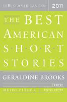 The Best American Short Stories 2011 PDF