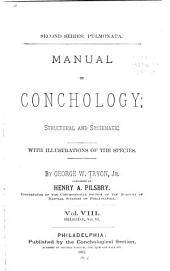 Manual of Conchology: Structural and Systematic. With Illustrations of the Species. First series, Volume 2; Volume 8