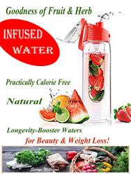 Goodness of Fruit & Herb Infused Water