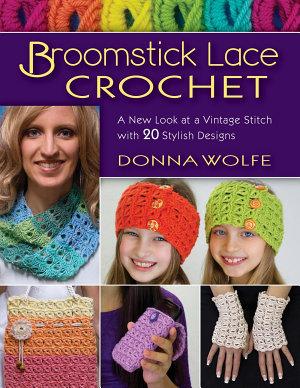 Broomstick Lace Crochet PDF