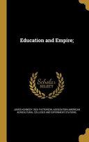 EDUCATION   EMPIRE PDF