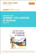 The Language of Medicine Pageburst on KNO Access Code PDF
