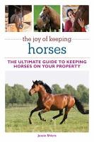 The Joy of Keeping Horses PDF