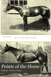 Points of the Horse: A Familiar Treatise on Equine Conformation
