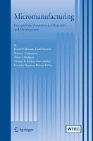 Micromanufacturing PDF