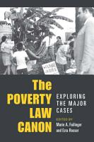 The Poverty Law Canon PDF