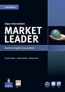 Market Leader 3rd Edition Upper Intermediate Coursebook for DVD-ROM and Mylab Pack