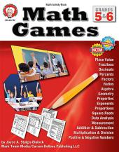 Math Games, Grades 5 - 6