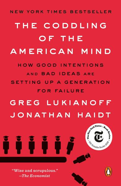 Download The Coddling of the American Mind Book
