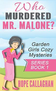 Who Murdered Mr  Malone  PDF