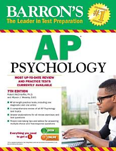 Barron s AP Psychology  7th edition Book