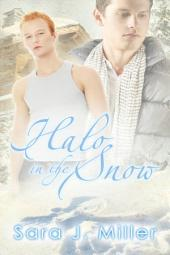Halo in the Snow: A New Adult Gay Romance