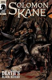 Solomon Kane: Death's Black Riders #4