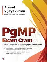 PgMP Exam Cram PDF